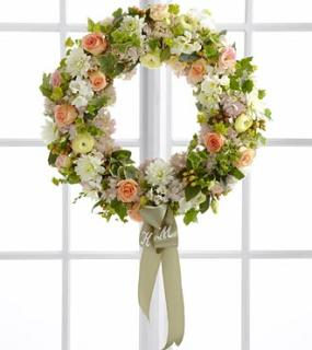 The Garden Splendor™ Wreath