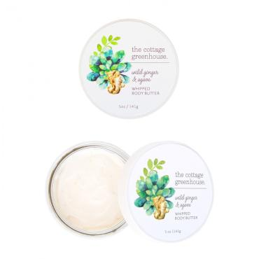 Wild Ginger & Agave Body Butter