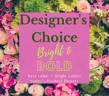 Designer\'s Choice Bright & Bold