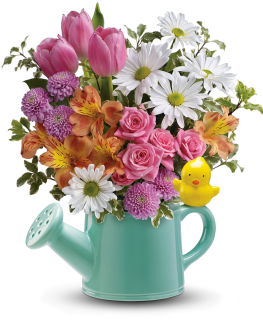Send a Hug Tweet Tweet Bouquet