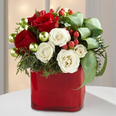The Merry & Bright™ Bouquet