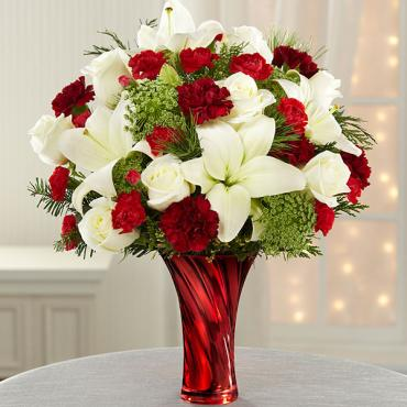"The Holiday Celebrationsâ""¢ Bouquet"