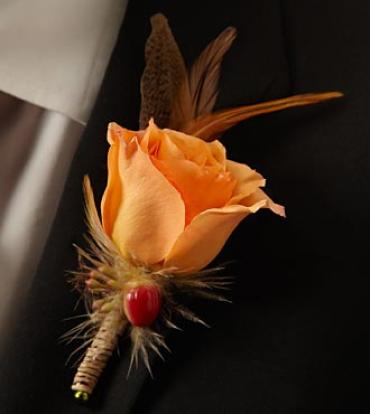 The Free Spirit™ Boutonniere